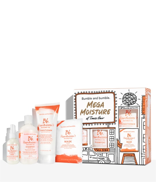 Mega Moisture at Times Hair Holiday Set